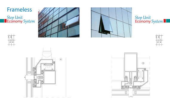 Frameless building system
