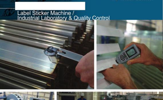 aluminum factory automatic machines