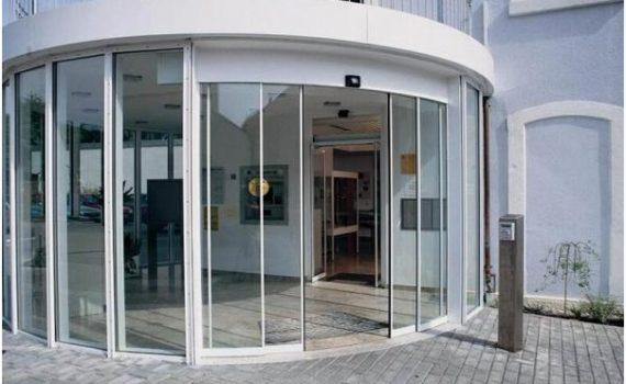 Description of the types of automatic doors