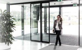 iranian Automatic glass doors